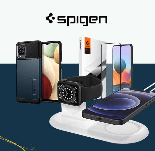 HOME: Middle Middle-Left: Spigen