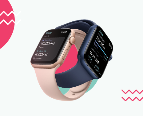 HOME: TOP: Wearables