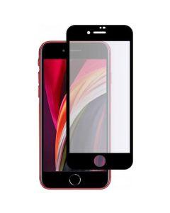 3D Full Glue Full Face Black Αντιχαρακτικό Γυαλί 9H Tempered Glass (iPhone 7 / 8 / SE 2020)