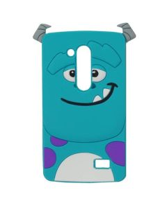 XCase 3D Silicone Case - Θήκη Σιλικόνης Μπλε Monsters Inc (LG L Fino)