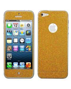 OEM Αυτοκόλλητη Μεμβράνη Screen Cover - Χρυσό (iPhone 4s)