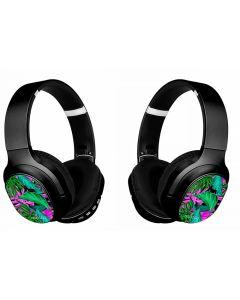 Babaco Plants Wireless Bluetooth Headphones Ασύρματα Ακουστικά - 004 Black