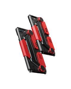 Baseus Gamer Gamepad Case (WIAPGM-A01) Θήκη Red - Black (iPhone 7 / 8 / SE 2020)