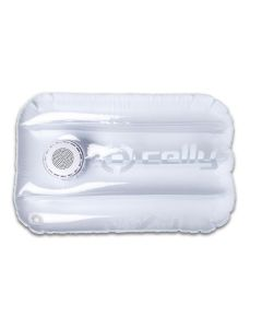 Celly Pool Pillow Bluetooth Speaker 3W Φορητό Ηχείο White