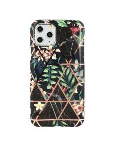 Cosmo Marble Silicone Case Θήκη Σιλικόνης Design 07 Flower (Samsung Galaxy S20 Plus)