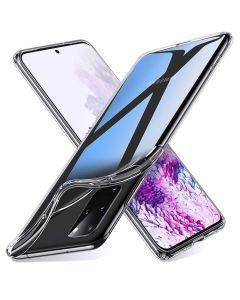 ESR Essential Slim Fit TPU Case Θήκη Σιλικόνης Clear (Samsung Galaxy S20 Plus)