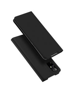 DUX DUCIS SkinPro Wallet Case Θήκη Πορτοφόλι με Stand - Black (Samsung Galaxy S20 Plus)