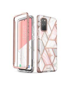 i-Blason Ανθεκτική Θήκη Cosmo Full Body Case Without Built-In Screen Protector Marble (Samsung Galaxy S20 Plus)