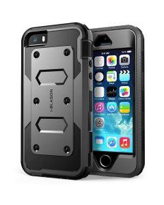 i-Blason Ανθεκτική Θήκη ArmorBox Full Body Case With Built-In Screen Protector Black (iPhone 5 / 5s / SE)