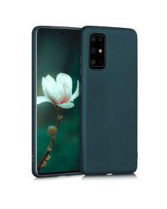 KWmobile TPU Silicone Case (51220.14) Metallic Teal (Samsung Galaxy S20 Plus)