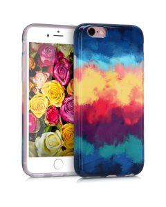 KWmobile Slim Fit Gel Case Multicolored (38296.12) Θήκη Σιλικόνης (iPhone 6 / 6s)
