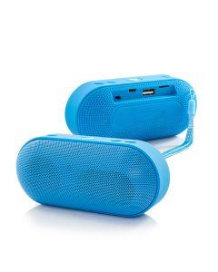 L6 Bluetooth Speaker V3.0 + EDR 3W Ασύρματο Ηχείο - Blue