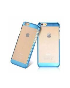 Metallic Frame Case Θήκη Πολυτελής Μπλε (iPhone 6 / 6s)