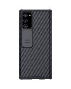 Nillkin CamShield Pro Case Θήκη με Κάλυμμα Κάμερας - Black (Samsung Galaxy Note 20)