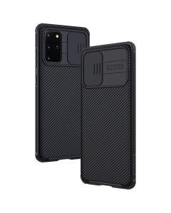 Nillkin CamShield Pro Case Θήκη με Κάλυμμα Κάμερας - Black (Samsung Galaxy S20 Plus)