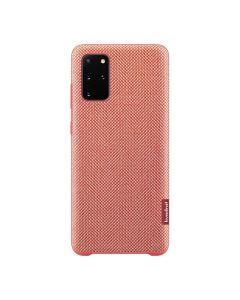 Samsung Kvadrat Original Cover (EF-XG985FREGEU) Σκληρή Θήκη Red (Samsung Galaxy S20 Plus)