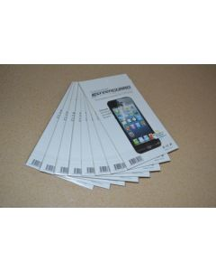 Clear screen protector (iPhone 5c)