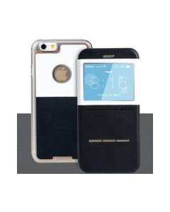 Remax Elegance Series Case (88-00029) Θήκη Smart View Black (iPhone 6 / 6s)