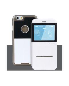 Remax Elegance Series Case (88-00030) Θήκη Smart View White (iPhone 6 / 6s)