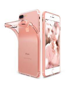 Ringke Air Ultra-Thin Θήκη Σιλικόνης Rose Gold (iPhone 7 Plus / 8 Plus)
