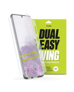 Ringke Dual Easy Wing Full Cover Screen Protector 2 Τεμάχια (Samsung Galaxy S20 Plus)