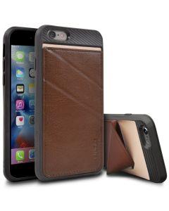 Ringke Edge TPU Flip Back Θήκη (RGK036BR) Brown (iPhone 6 / 6s)