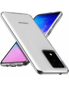 Roar Colorful TPU Jelly Case Θήκη Σιλικόνης Clear (Samsung Galaxy S20 Plus)
