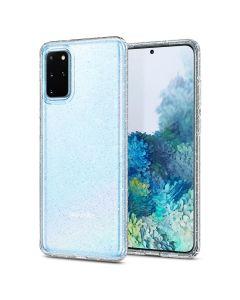 Spigen Liquid Crystal Case (ACS00752) Glitter Crystal Quartz (Samsung Galaxy S20 Plus)
