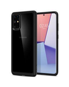 Spigen Ultra Hybrid Case (ACS00756) Clear / Matte Black (Samsung Galaxy S20 Plus)