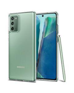 Spigen Ultra Hybrid Case (ACS01419) Crystal Clear (Samsung Galaxy Note 20)