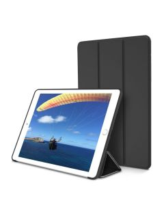 TECH-PROTECT Slim Smart Cover Case με δυνατότητα Stand - Black (iPad Air)