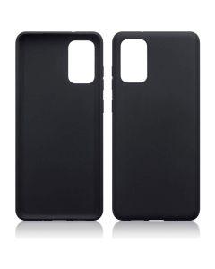 Terrapin Θήκη Σιλικόνης Slim Fit Silicone Case (118-002-817) Black Matte (Samsung Galaxy S20 Plus)