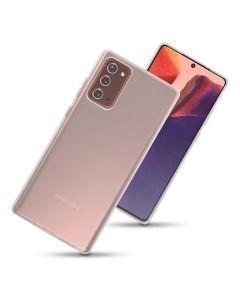 Terrapin Θήκη Σιλικόνης Slim Fit Silicone Case (118-002-856) Clear (Samsung Galaxy Note 20)
