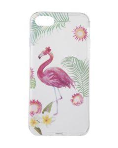 Forcell Slim Fit Gel Case Summer Flamingo Θήκη Σιλικόνης (iPhone 6 Plus / 6s Plus)