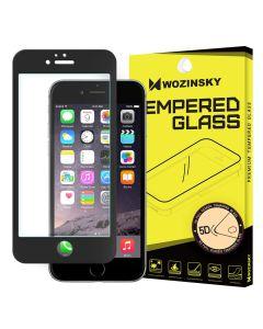 Wozinsky Full Glue Full Face Black Αντιχαρακτικό Γυαλί 9H Tempered Glass (iPhone 6 / 6s)