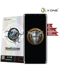 X-One Stealth Armor Shock Full Coverage Screen Protector Μεμβράνη Οθόνης (iPhone X / Xs)