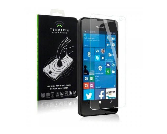 Terrapin Αντιχαρακτικό Γυάλινο Screen Protector (006-116-032) (Microsoft Lumia 550)