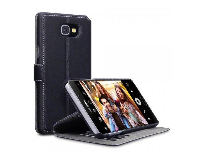 Covert Θήκη Πορτοφόλι Stand Case (117-002-859) Μαύρο (Samsung Galaxy A9 II - 2016)