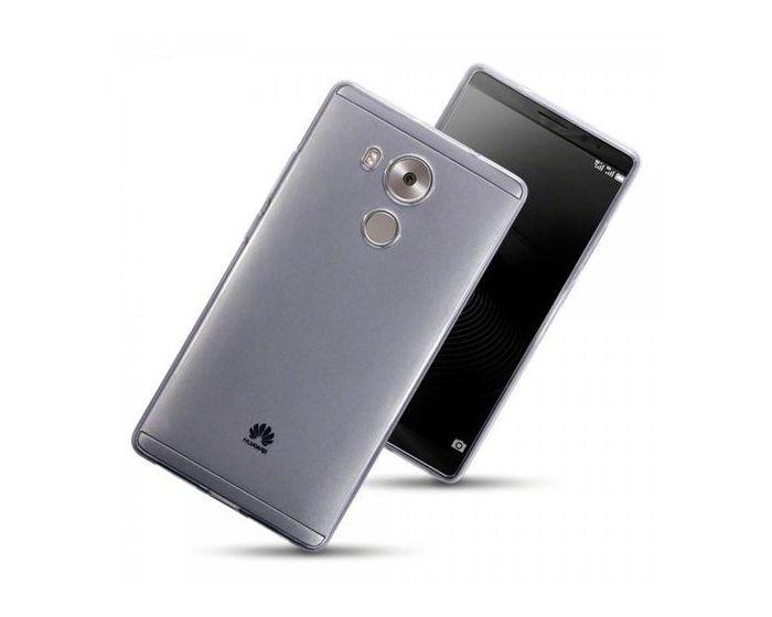 Terrapin Θήκη Σιλικόνης Slim Fit Silicone Case (118-083-030) Διάφανη (Huawei Ascend Mate 8)