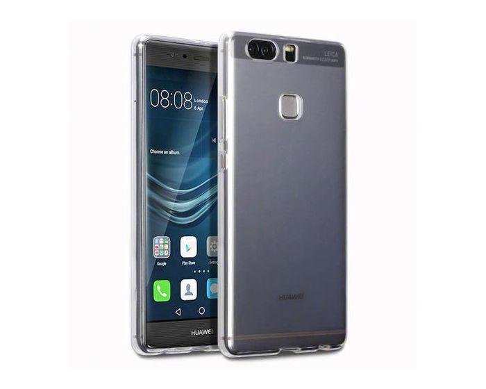 Terrapin Θήκη Σιλικόνης Slim Fit Silicone Case (118-083-048) Διάφανη (Huawei P9 Plus)