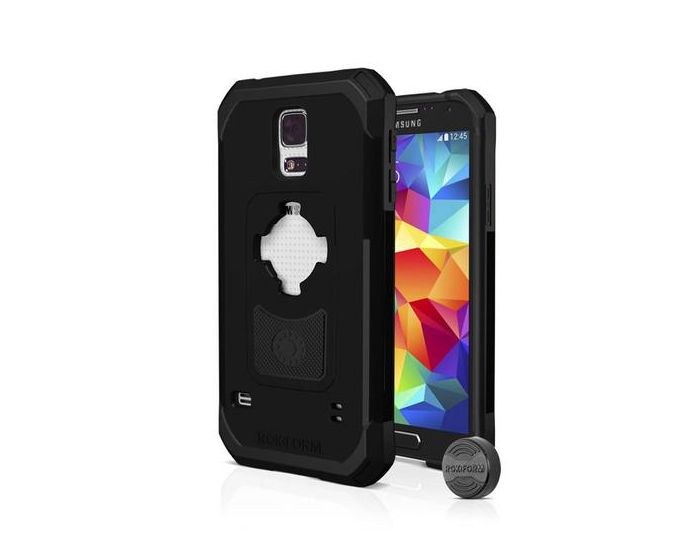 Rokform Mountable Ανθεκτική Θήκη Μαύρη (131-002-009) (Samsung Galaxy S5 / S5 Neo)