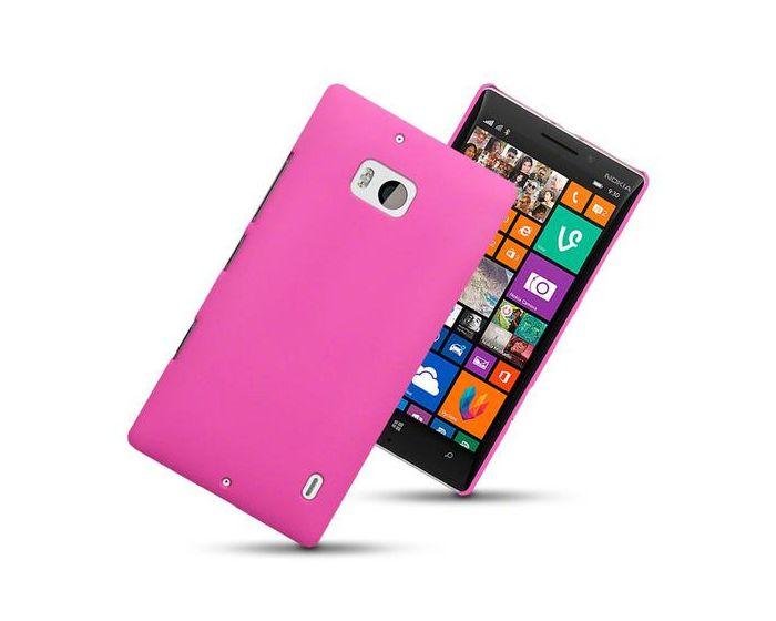 Terrapin Θήκη Καουτσούκ Extra Slim Fit (151-001-057) Ροζ (Nokia Lumia 930)
