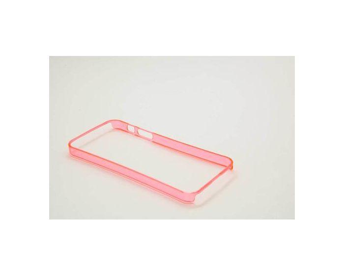 OEM 0.2mm Ultra Thin Bumper Case - Ροζ (iPhone 4 / 4s)