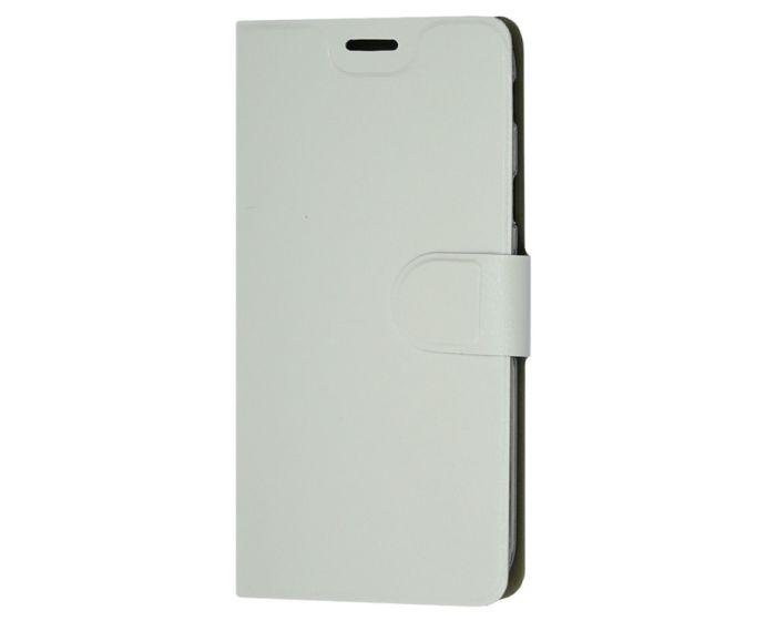 XCase Flexi Book Stand Θήκη Πορτοφόλι White (Samsung Galaxy J3 2017)