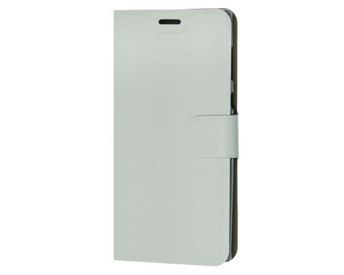 XCase Flexi Book Stand Θήκη Πορτοφόλι White (Sony Xperia L1)