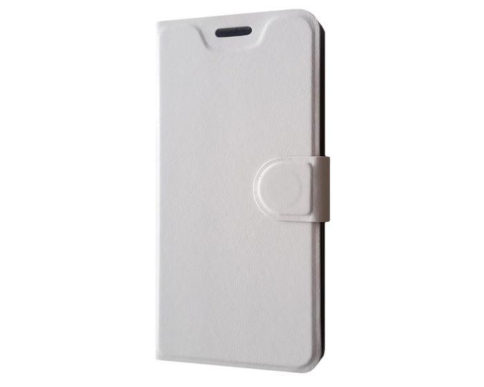 XCase Flexi Book Stand Θήκη Πορτοφόλι White (Xiaomi Redmi 4 Pro / 4 Prime)