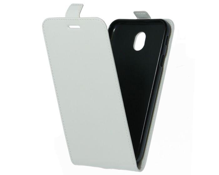 XCase Flexi Book Stand Θήκη Πορτοφόλι White (Samsung Galaxy J5 2017)