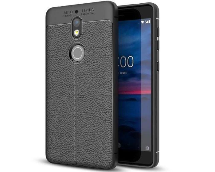 XCase Rugged Armor Football Grain Case (173957) Black (Nokia 7)