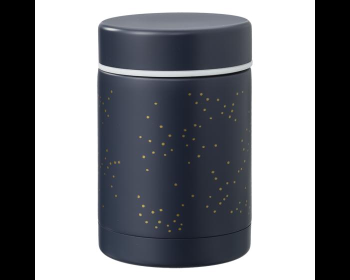 Fresk Thermos Food Jar 300ml Θερμός Φαγητού - Indigo Dots