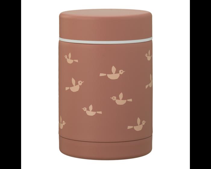 Fresk Thermos Food Jar 300ml Θερμός Φαγητού - Birds
